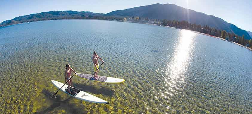 paddleboarding-on-lake-tahoe