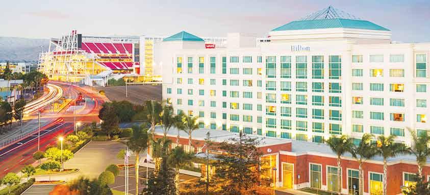HiltonSantaClaraHotel_Exterior_HR