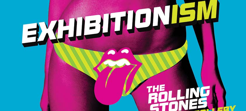 EXHIBITIONISM Rolling Stones