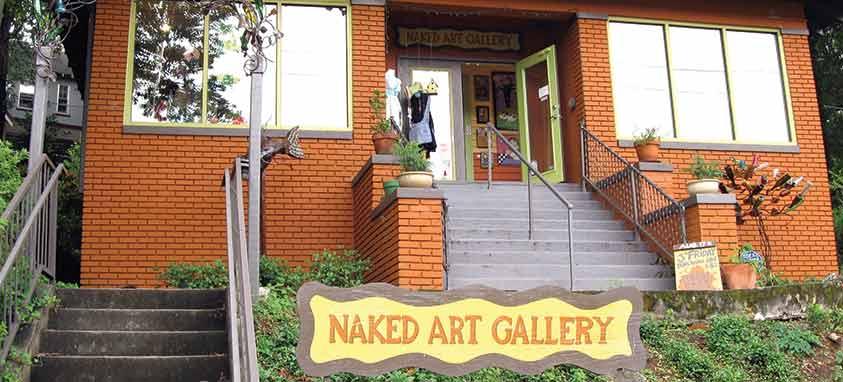 Naked Art Gallery