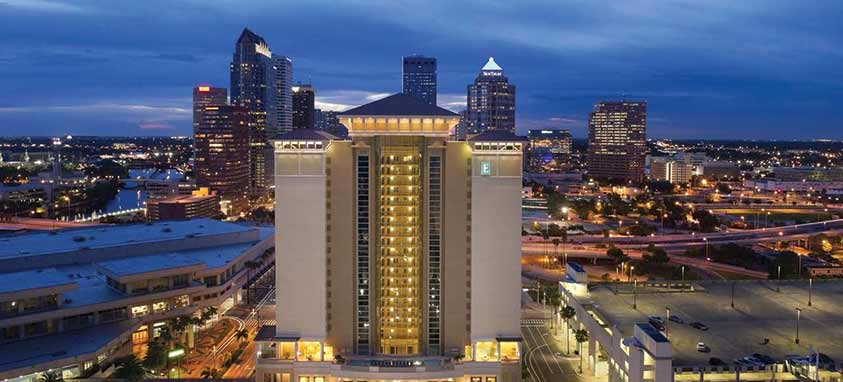 Embassy Suites by Hilton Tampa Downtown Convention Center tampa meetings